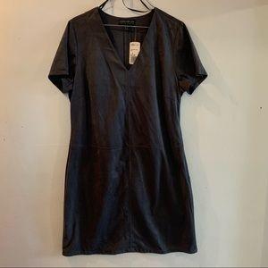 NWT Dark grey dress